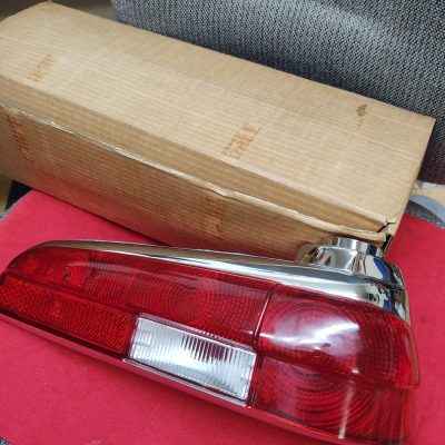 Mercedes W110 Taillight with Gasket NOS 1108200866 right