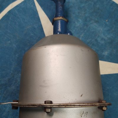 Mercedes 0004302930  ATE T50/24/1 Brake Booster and Master Cylinder Round Body 036199-1901.4 NOS W180, W111