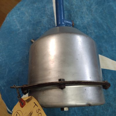 Mercedes ATE T50 24 Brake Booster and Master Cylinder Round BodyNOS