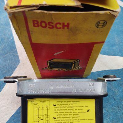 Bosch Voltage Regulator 14V 0190309004 NOS Mercedes W198 W121 180,190sl, 300sl