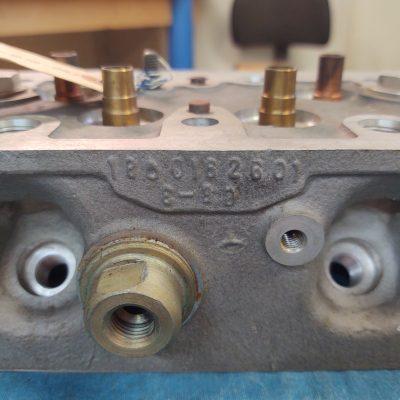 Mercedes M180 Cylinder Head 1800101221