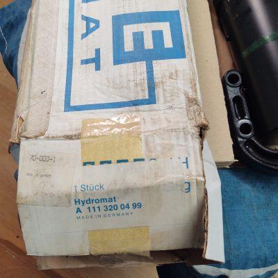 Mercedes Boge Hydrocompensator 1113200499 NOS W111 3.5 W108