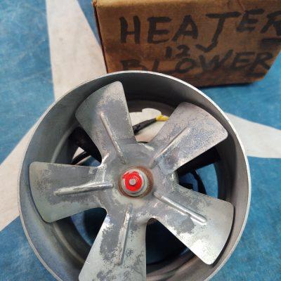 Mercedes Avog Heater Motor 1208300208 W121 190SL Used