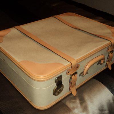 Hepco luggage 1959-66 Two Tone Mercedes Benz Genuine