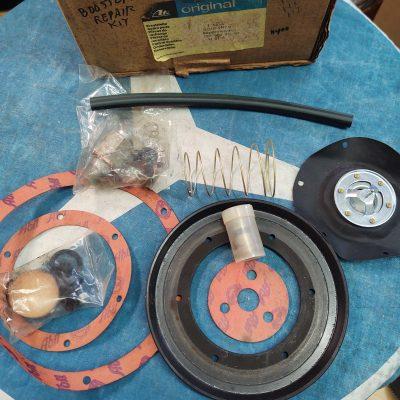 Mercedes ATE Brake Booster Rebuild Kit 0015863043 NOS