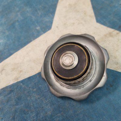 Mercedes Screw on Oil Cap 2 inch opening Genuine NOS