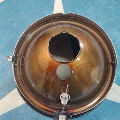 Mercedes W187 Bosch Headlight Reflector Bucket 0005402756 NOS
