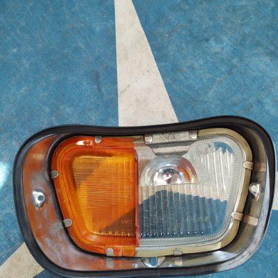 Mercedes W110 Fog Light Assembly 1108220790 Left Genuine NOS 190DC,200D
