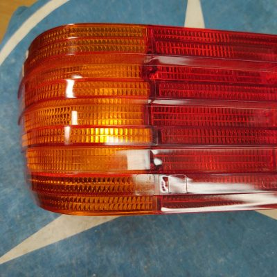 Mercedes R107 Taillight Lens 1078202766 Left Genuine NOS