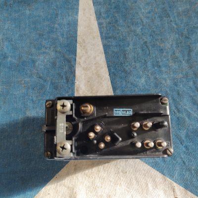 Mercedes W123 VDO Diesel Glow Plug Relay 0015459832 NOS
