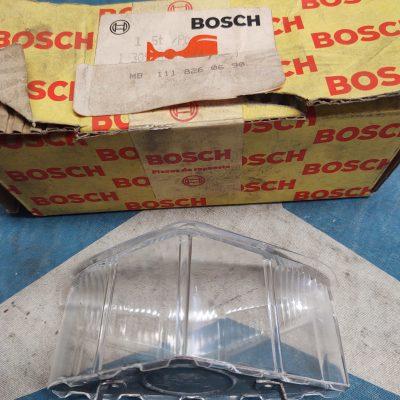 Mercedes W111 Bosch Headlight Clear Reflector 1118260690 Genuine NOS