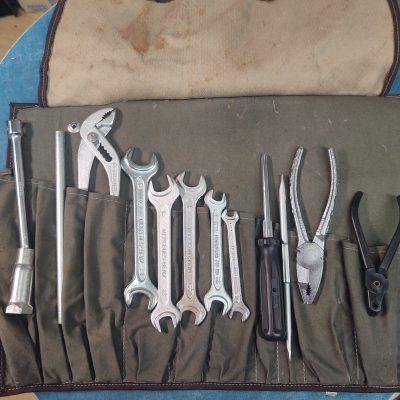 Mercedes W111, 112, 113 Tool Kit Genuine