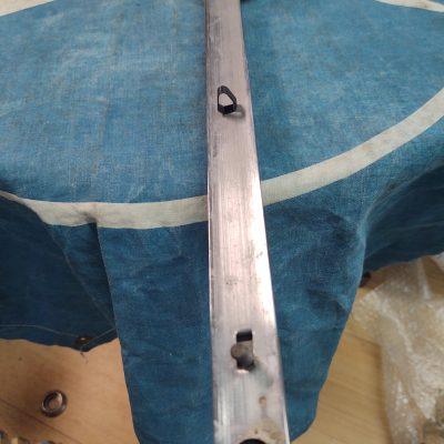 Mercedes Adenauer Garnish Molding 1807200081-10 NOS