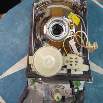 Mercedes R107 Bosch Euro Headlight Complete Assembly 1078204761 Left NOS