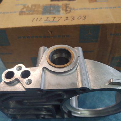 Mercedes W100 Auto. Transmission Cover 1122772303 NOS NLA