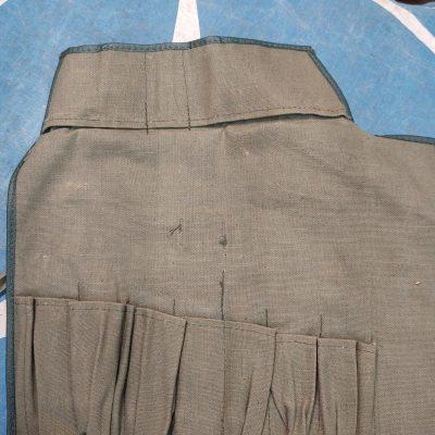 Mercedes Green Tool Bag 1960's