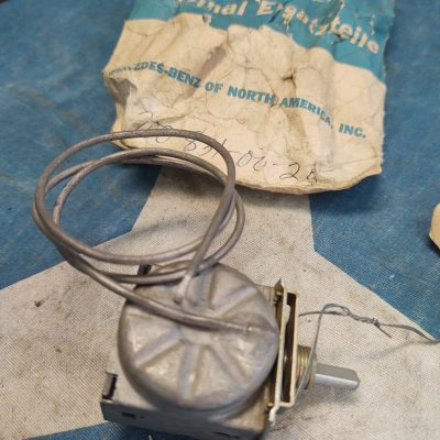 Mercedes AC Thermostat Switch 7008310025 NOS NLA