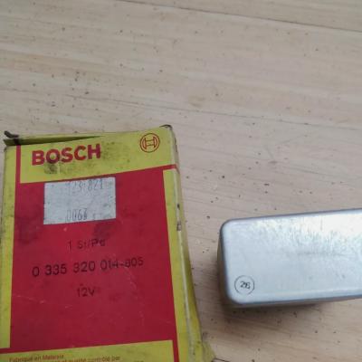 Mercedes 1238210063 Bosch 0335320014 Wiper Relay NOS W123,R107