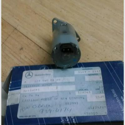 Mercedes R129 Steering Column Motor 1295400188 NOS