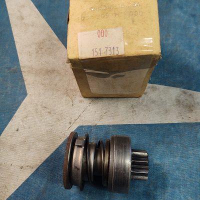 Mercedes 0001517313 Bosch 1006209101 Starter Gear NOS