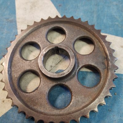 Mercedes Double Row Timing Chain Gear 1210520201 NOS