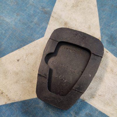 Mercedes 50's- 60's Brake/ Clutch  Pedal Pad 3192920082 Genuine NOS