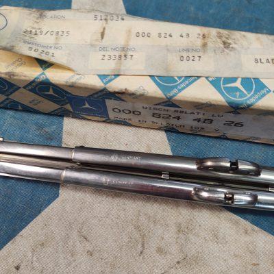 Mercedes W198,W121 Bosch 10 in. Wiper Blades 0008244826 NOS