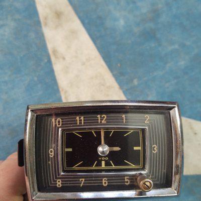 Mercedes Adenauer VDO Clock