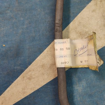 Mercedes W123 Taillight Assembly Gasket 1238260158 Left NOS