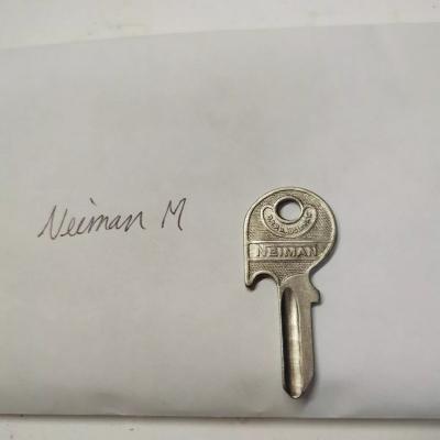 Mercedes Neiman M Amsel 0659 Ignition Key Blank 0004620332 NOS NLA