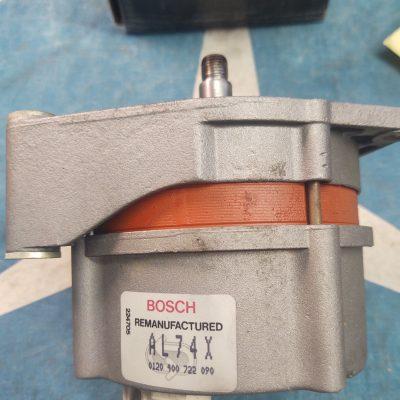 Mercedes Bosch Alternator AL74x Reman