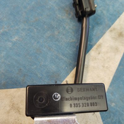 Mercedes R107,W116 Bosch 0335320003 Windshield Wiper Relay Wiring Harness NOS