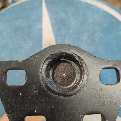 Mercedes R107 Sach's Front Bumper Shock Absorber Left 1078801314 NOS