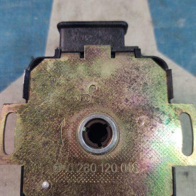 Mercedes M117 0011400753 Bosch 0280120018 Throttle Body Position Sensor