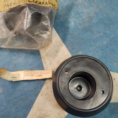 Mercedes Parking Clearance Lamp Rubber Boot 1208220125 NOS NLA