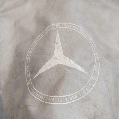 Mercedes Headrest Storage Bag 60's