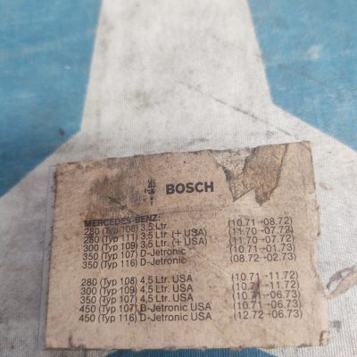 Mercedes W108,W109,W111,W116,R107 Bosch Ignition Points 1237013142-850 NOS sealed
