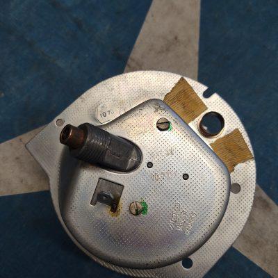 Mercedes W108 VDO Speedometer Gauge 1085427601 NOS