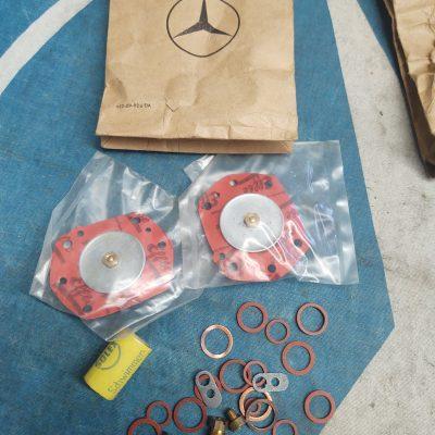 Mercedes Solex Carburetor PHH44 Rebuild Kit NOS
