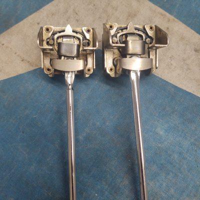 Mercedes LK 8151 Turn Signal Replacement Stalk Mechanism 0015452124 NOS W121,W128,W180,W189