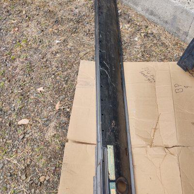 Mercedes R107 Rocker Repair Panel 1076370135 Left NOS