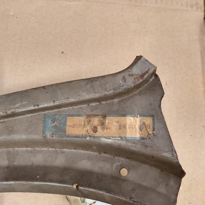 Mercedes W110 Rear Center Valance Repair Panel 1106470001 NOS NLA