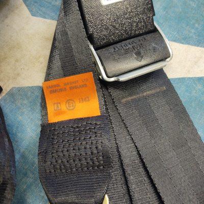 Mercedes L309 Kangol  3 Point Seat Belt 3098600665NOS NLA