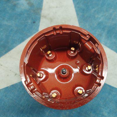 Bosch Distributor Cap 1235522060 NOS Mercedes, Porsche 6 cyl